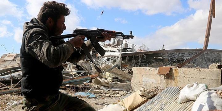 Fetih Ordusu Halep'te 30 Rejim Militanını Öldürdü