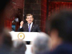 Başbakan Davutoğlu Çözüm Sürecine Dönüş Şartlarını Açıkladı