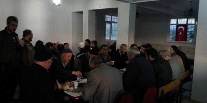 Gaziosmanpaşa Özgür-Der Camii Programlarına Başladı