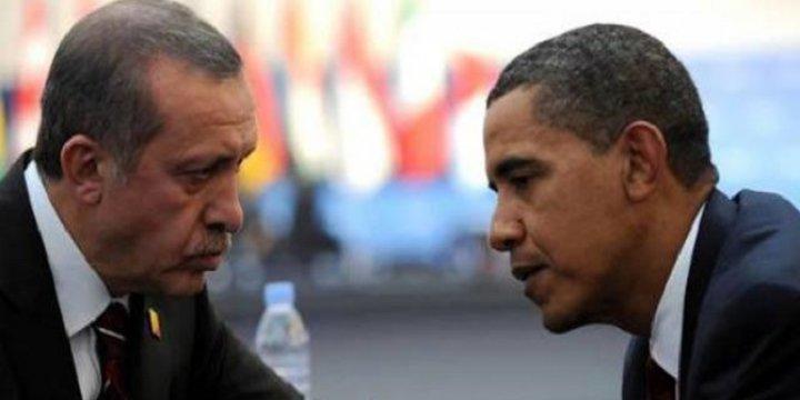 Erdoğan'dan ABD'ye PYD/PKK Tepkisi