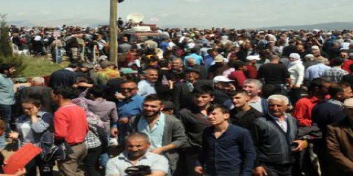 İmkan-Der: Suriyeli Muhacirlere Yönelik Mezhepçi Kışkırtma İnsanlık Suçudur!