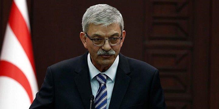 KKTC Başbakanı Kalyoncu İstifasını Sundu