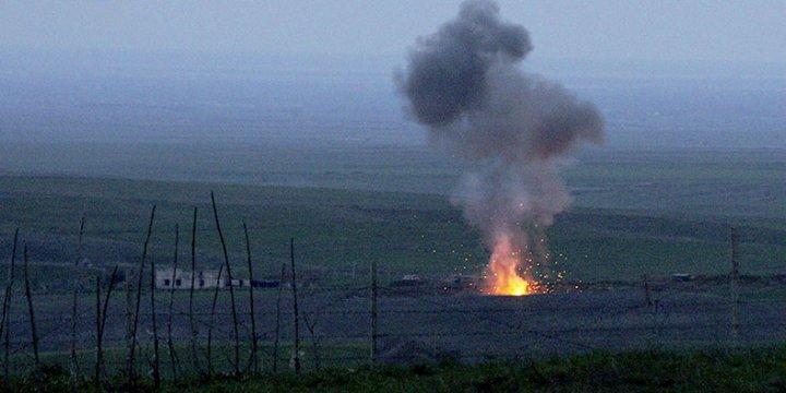 Ermenistan'la Azerbaycan Arasında Karabağ'da Ateşkes