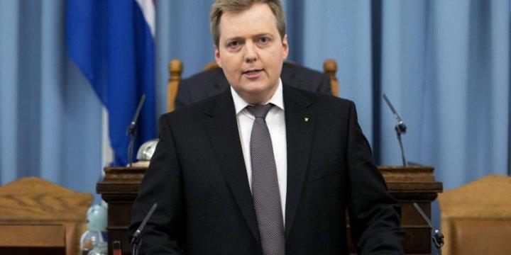 Panama Depremi İzlanda Başbakanını Koltuğundan Etti!
