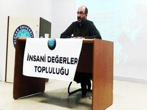 """Bursa'da """"Öncü Şahsiyetler Dersleri"""" Muhammed Mursi Oturumuyla Başladı"""