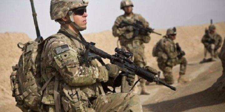 ABD Irak'ta Yeni Bir Askeri Üs İnşa Edecek İddiası
