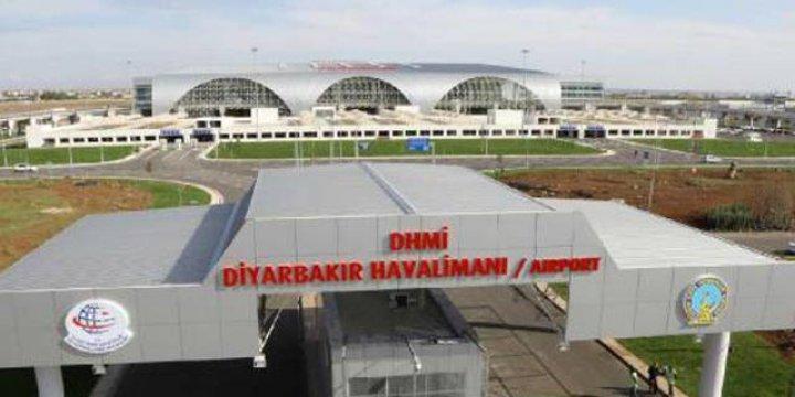 Diyarbakır Havalimanı, 'Hava Hudut Kapısı' Oldu