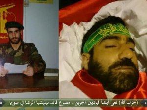 Hizbullah'ın Suriye'deki Kurucusu Öldürüldü!