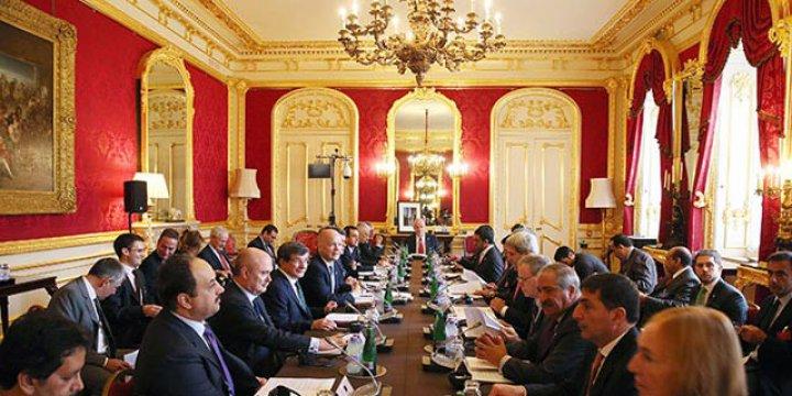 Cenevre'deki Suriye Görüşmelerine 13 Nisan'da Devam Edilecek
