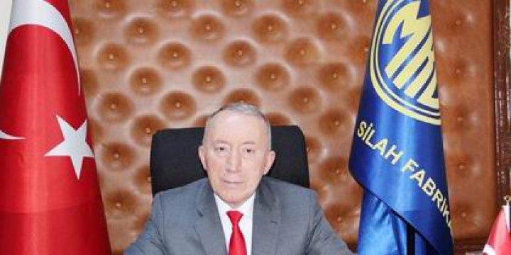 """MKE Silah Fabrikası Müdürü """"Casusluktan"""" Tutuklandı"""