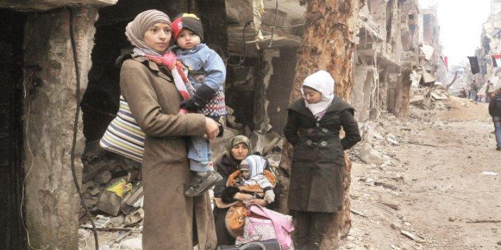 BM Kurumları Yardımdan Çok Esed'le İşbirliğine Öncelik Veriyor