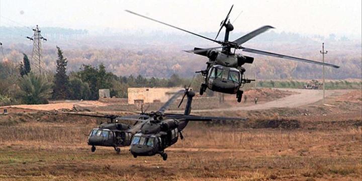ABD, PKK/PYD'ye Askerî Yardımlarını Sürdürüyor!