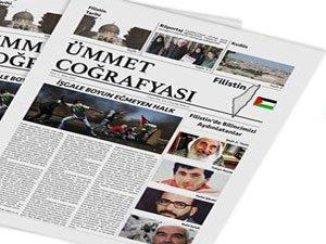 """Ümmet Coğrafyası Bülteninin Yeni Sayısı """"Filistin Dosyası""""yla Çıktı!"""