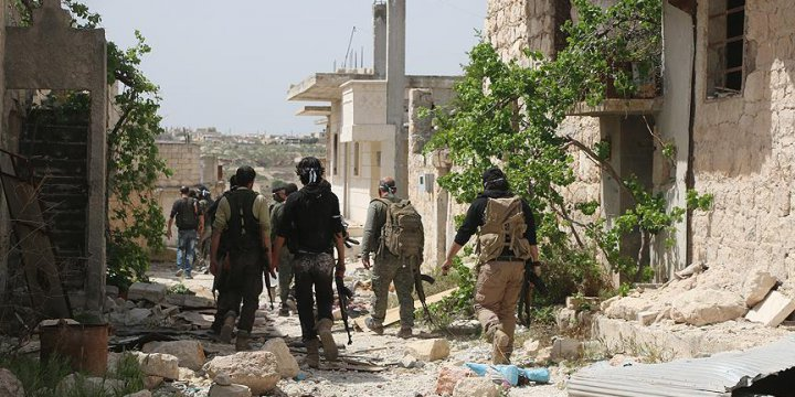 Handarat'a Saldıran Rejim Güçlerine Ağır Zayiat