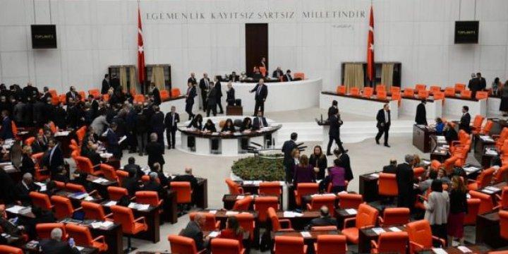 AK Parti Dokunulmazlık Teklifini TBMM'ye Sundu