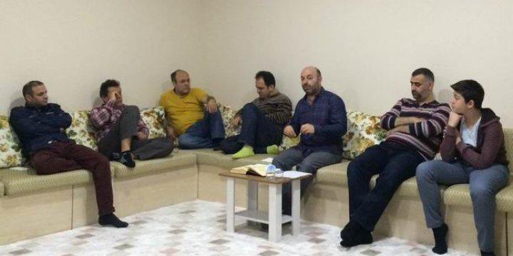 Başakşehir Özgür-Der'de Mescit Sohbetleri Sürüyor...