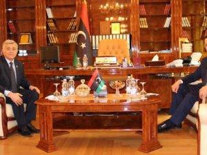 Türkiye Trablus Hükümetini İknaya Çalışıyor