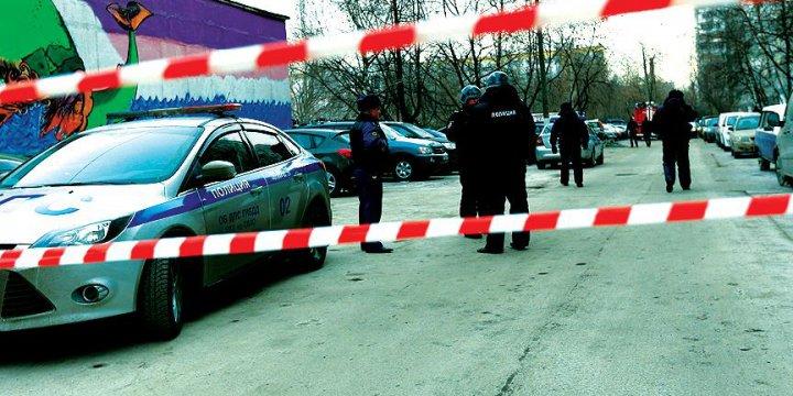 Rusya'da Polis Merkezine Canlı Bomba Saldırıları