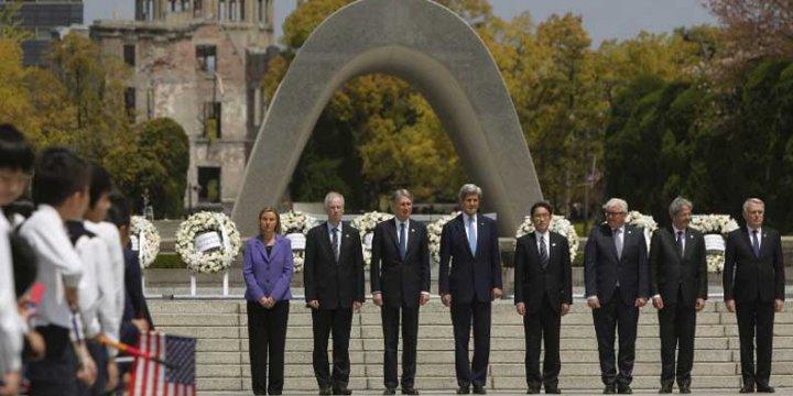 Amerika Hiroşima'da Günah Çıkarıyor