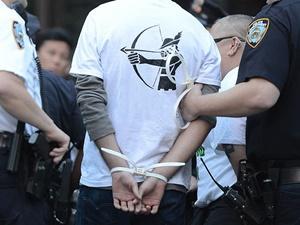 ABD'de Kongre Binası Önünde 400 Gözaltı