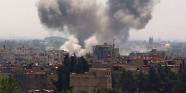Lübnan'da Bombalı Saldırı: El Fetih Lideri Zeydan Hayatını Kaybetti
