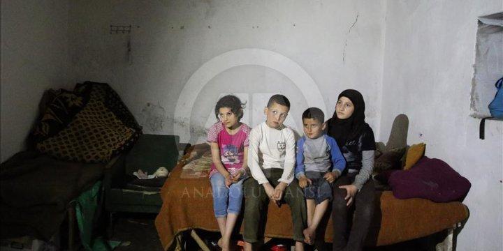 Her Yaştan Suriyeliyi 'Yetim ve Öksüz' Kaldı