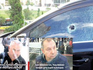 İstanbul'da İki Rus Suikastçıya Operasyon