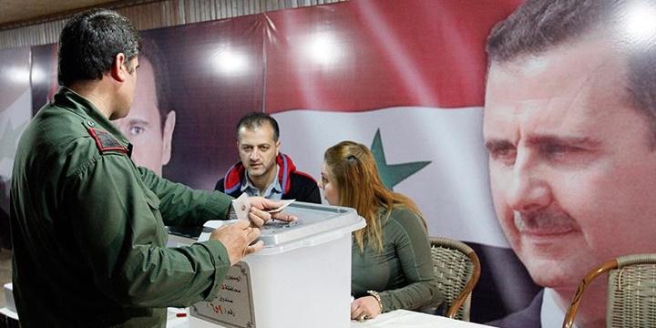 Fransa: Esed'in Düzenlendiği 'Genel Seçimler' Göstermelik