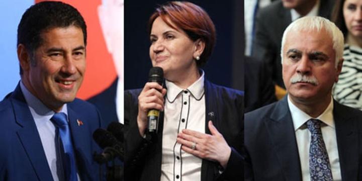 """MHP'li Muhaliflerden """"Siyasî Heyet"""""""
