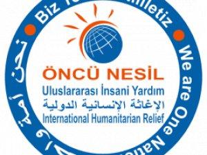 Öncü Nesil Derneğinden Adana'daki Nusra Operasyonu Açıklaması