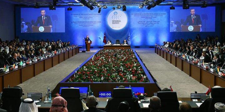 İİT Sonuç Bildirisinde İran'a Eleştiri