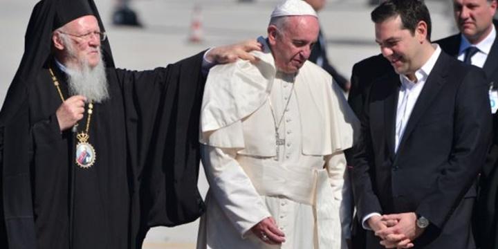 Papa'dan Midilli Ziyareti: Gidecek Yeri Olmayan Çok Fazla İnsan Göreceğiz