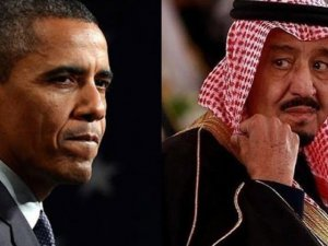 Suudi Arabistan ABD'yi Tehdit Etti!