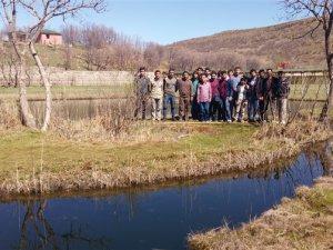 Diyarbakır Özgür-Der Mühendislik Öğrencilerinden Muş ve Bingöl'e Ziyaret