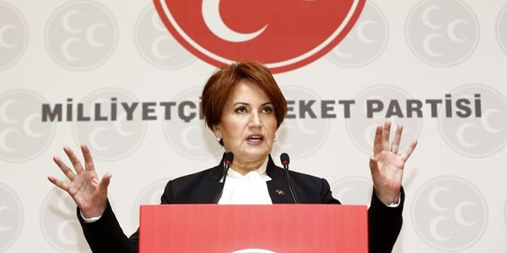 Meral Akşener'in Danışmanı Esma Bekar'a FETÖ İhracı