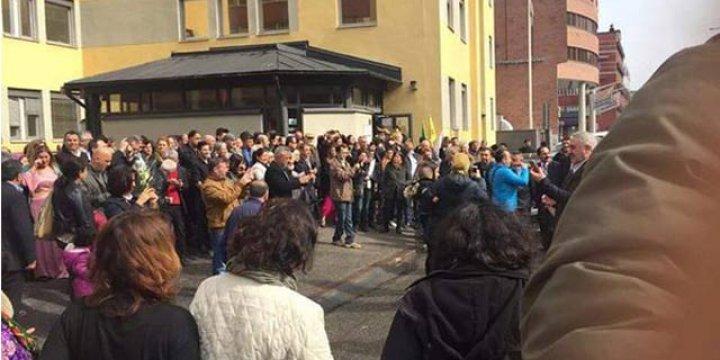 PYD İsveç'te Temsilcilik Açtı