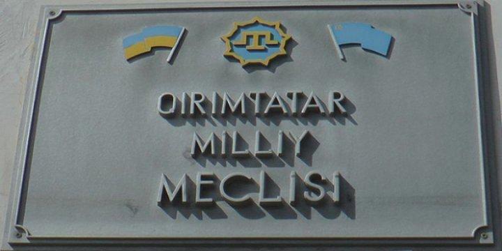 Kırım Tatar Milli Meclisi'nin Faaliyetleri Durduruldu
