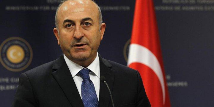 Çavuşoğlu: AB Sözünde Durmazsa Anlaşmaları İptal Ederiz