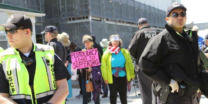 'Demokrasi Baharı'nda Gözaltı Sayısı Bin 200'ü Geçti