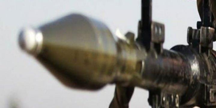 Kilis'e Yine Roket Yağdı: Bir Ev Yandı!
