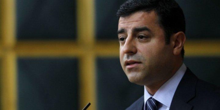 Dokunulmazlıkları Kalkarsa HDP'liler İfadeye Gitmeyecekmiş