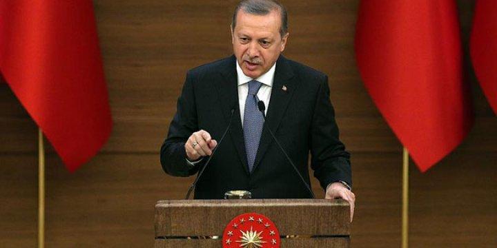 Erdoğan: Açılım Bitti, Şimdi Operasyon Dönemi