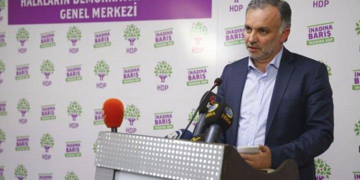 HDP Dokunulmazlıklar Karşısında Eylem Planını Açıkladı