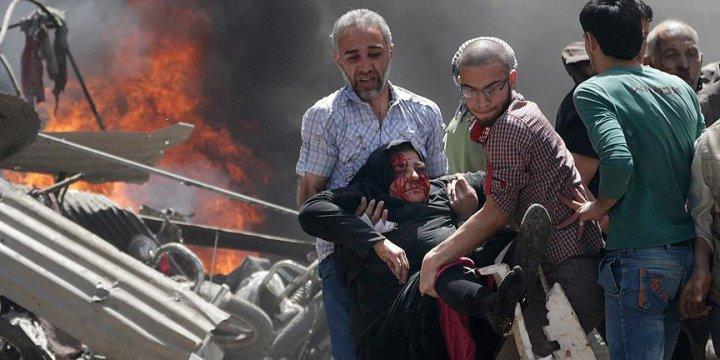 Suriye'de 'Ateşkes'in En Kanlı Günü: 63 Ölü