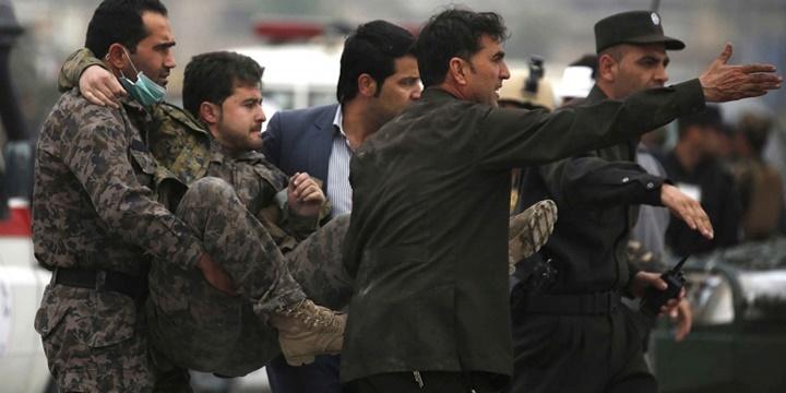 Afganistan'daki Saldırıda Ölenlerin Sayısı 64'e Yükseldi