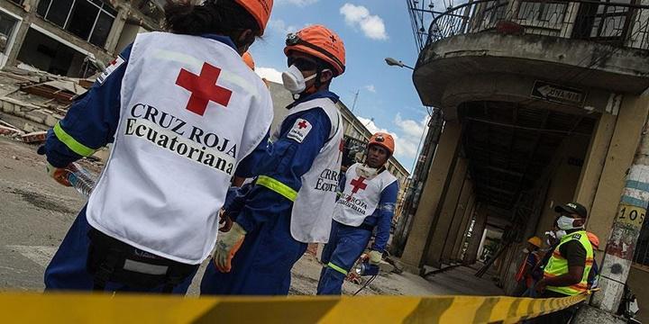 Ekvador 6,1 Büyüklüğünde Yeni Bir Depremle Sarsıldı