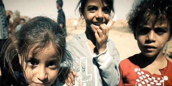 Suriyeli Minik Yüreklere Özel Klib