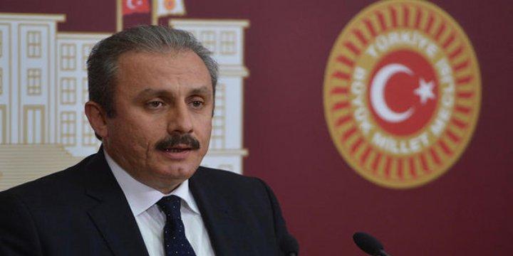 Mustafa Şentop Yeni Anayasa İçin Tarih Verdi