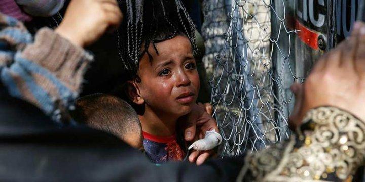 """""""Çocuk Mültecileri Kurtarın"""" Çağrısı"""