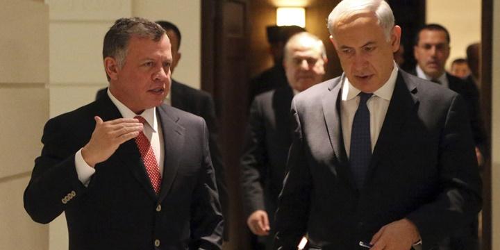 """""""İsrail'in Mısır ve Ürdün'le İstihbarat İşbirliği Hiç Olmadığı Kadar İyi"""""""